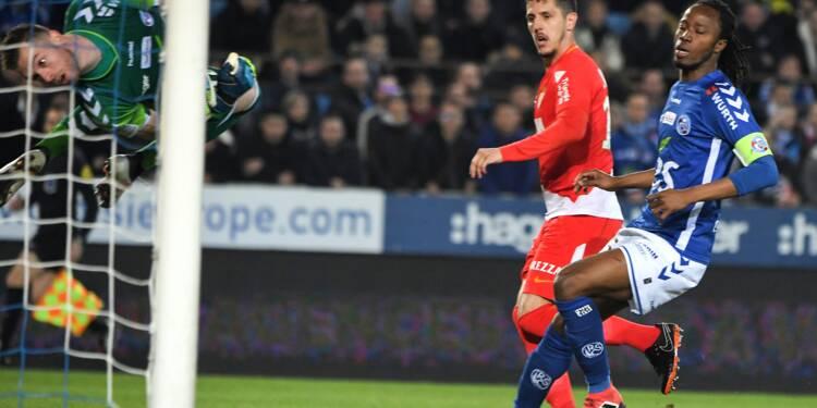 Ligue 1: Monaco s'impose à Strasbourg 3-1 et conforte sa 2e place