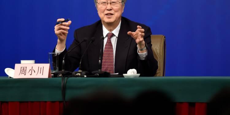 """Chine: la banque centrale appelle à """"plus d'audace"""" dans l'ouverture économique"""