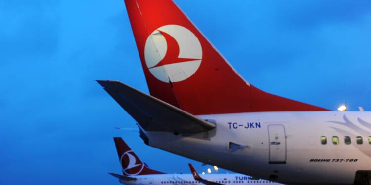Turkish Airlines: protocole d'accord pour 25 Airbus A350-900 pour 7,9 milliards de dollars