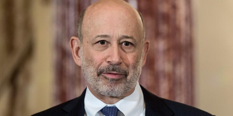 Lloyd Blankfein, le PDG de Goldman Sachs sur le départ