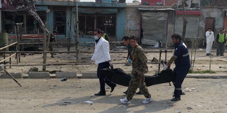 Kaboul: au moins neuf morts dans un attentat suicide dans un quartier chiite