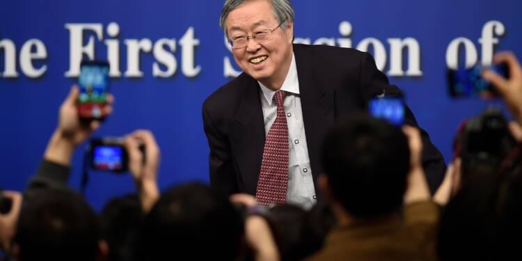 Cryptomonnaies: en Chine, la banque centrale évoque un avenir sans argent liquide