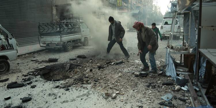 Percée du régime syrien dans la Ghouta, plus de 1.000 civils tués en 20 jours