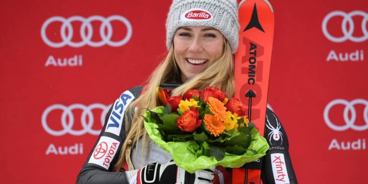 Ski: Shiffrin complète son service en cristal avec le globe du slalom à Ofterschwang