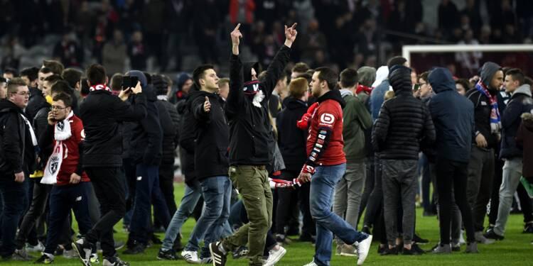 Ligue 1: chaos à Lille, Paris déroule pour oublier