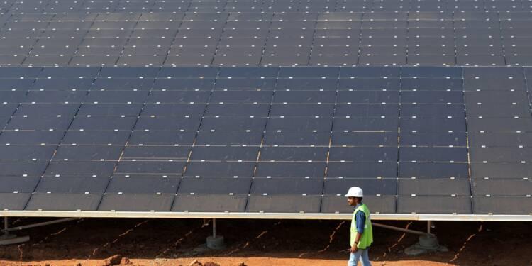 En Inde, l'audacieux pari de l'énergie solaire