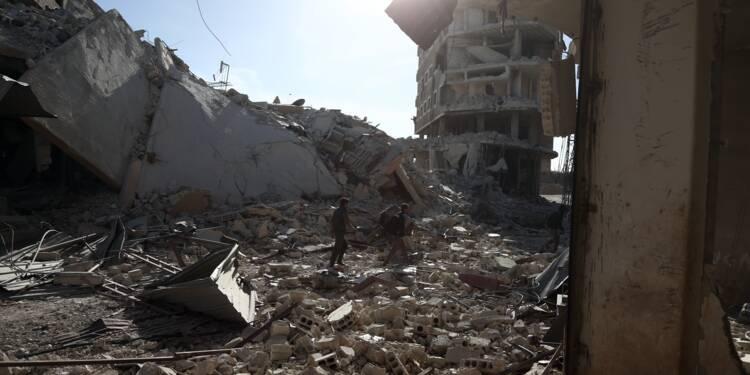 Syrie: les prorégime isolent Douma, la grande ville de la Ghouta orientale