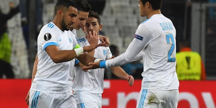Ligue 1: Marseille regonflé avant d'aller à Toulouse