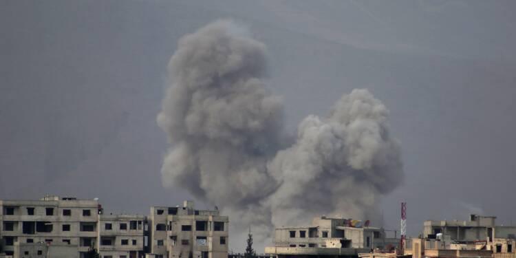 Syrie: négociations sur de possibles évacuations dans la Ghouta