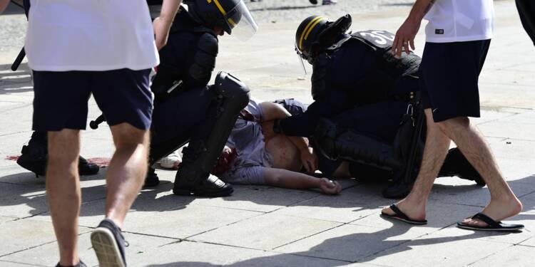Euro-2016: un hooligan russe rattrapé par la justice française