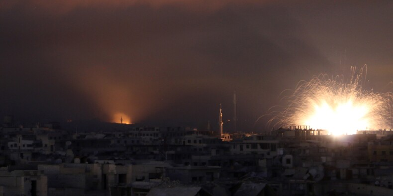"""La Ghouta en Syrie bombardée, appels à l'Onu à arrêter le """"bain de sang"""""""