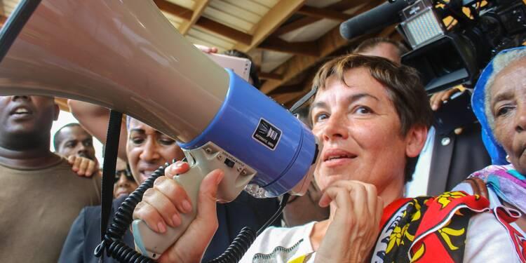 Mayotte: Girardin annonce des mesures pour la sécurité