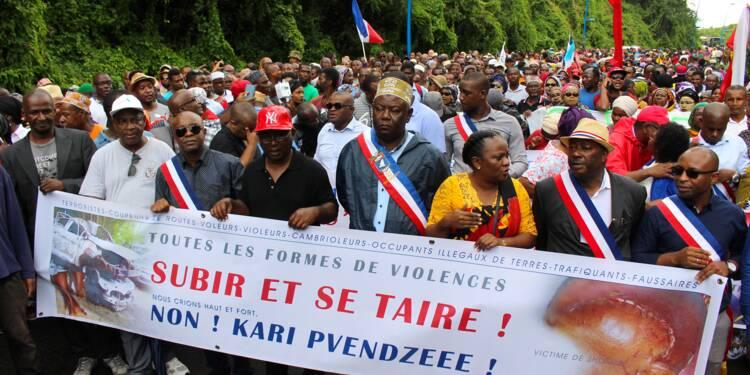 Mayotte: le gouvernement français s'active pour trouver une sortie de crise