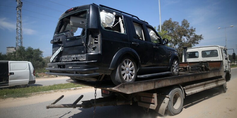 Gaza: le Premier ministre palestinien survit à un attentat à la bombe