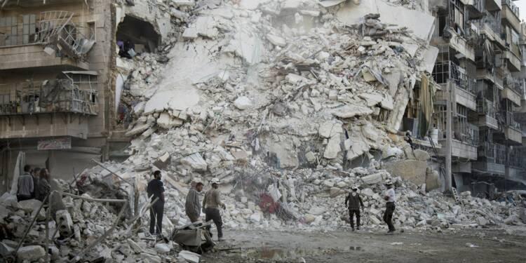 Ensanglantée et en ruines, la Syrie entre dans sa huitième année de guerre