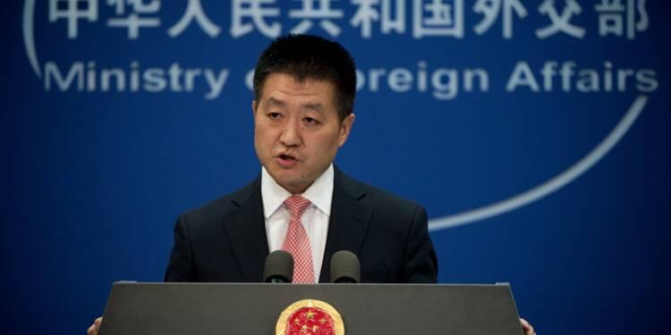 """""""Dumping"""" sur l'acier: Pékin rejette les accusations du Canada"""