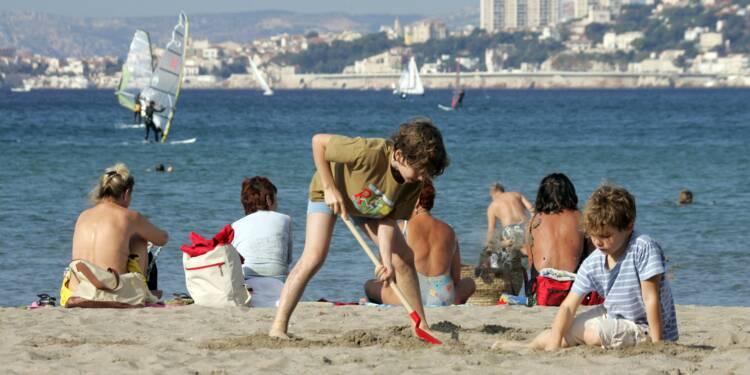 Tourisme: nombre record de Français partis en vacances en 2017