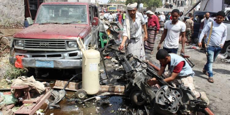 Yémen: 5 morts et 18 blessés dans un attentat de l'EI à Aden