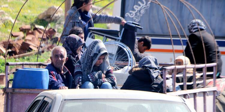 Syrie: l'armée turque encercle le bastion kurde d'Afrine
