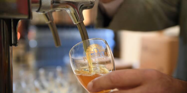 Montée en gamme: la bière de France croit de plus en plus en sa valeur