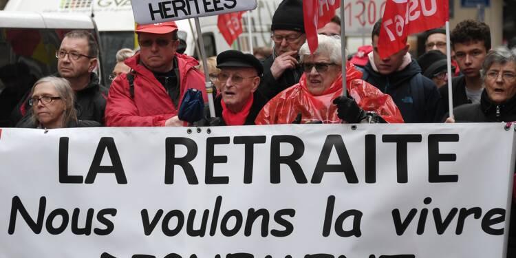 Retraités et professionnels de l'aide aux personnes âgées se mobilisent