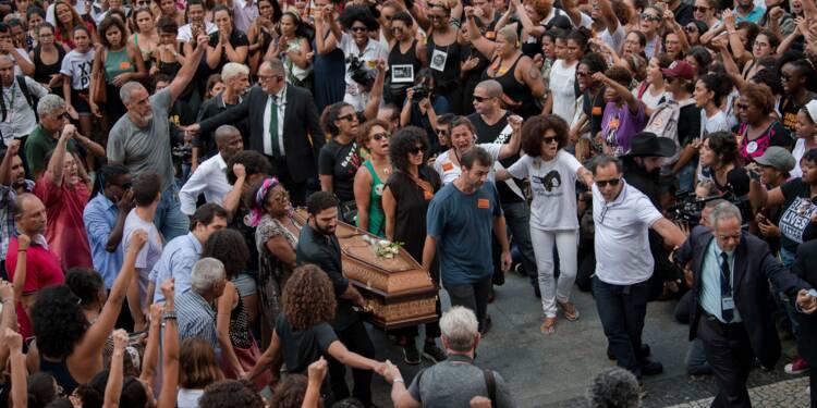 Marielle Franco, une voix des favelas de Rio étouffée par les balles