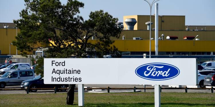 """Ford: la direction Europe absente à Blanquefort, dit craindre pour sa """"sécurité"""""""