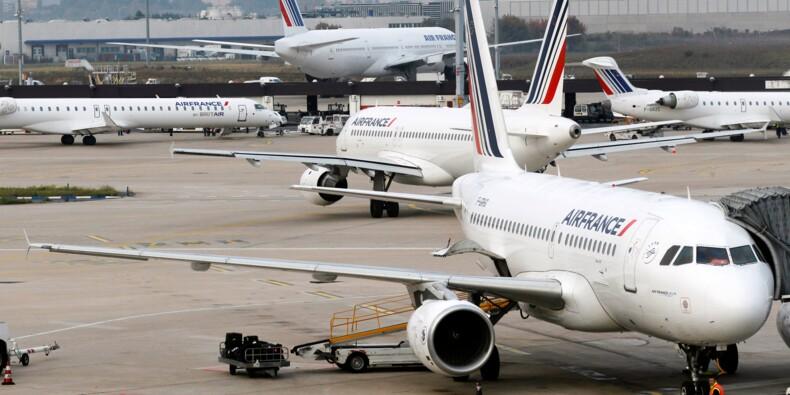 """Air France: une nouvelle journée de grève """"fin mars"""""""