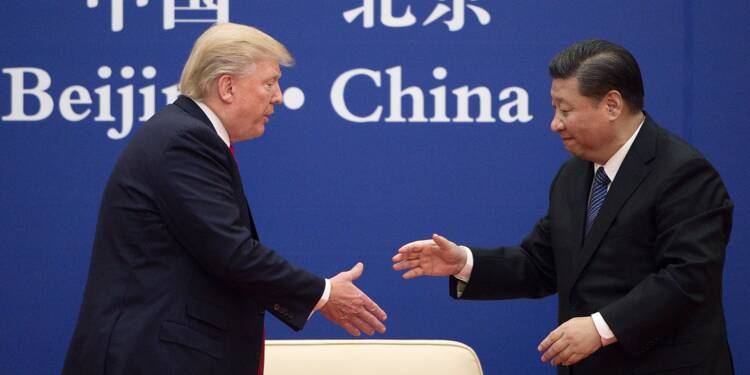 Les importations chinoises dans le collimateur de Trump