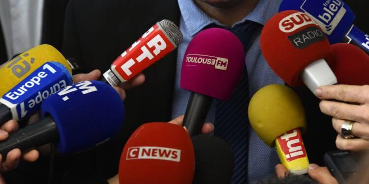 """Le """"média bashing"""" en hausse depuis la présidentielle, dénonce un rapport"""