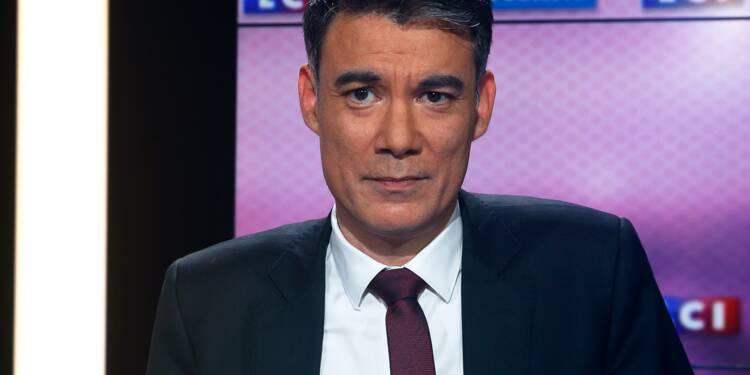 Election du premier secrétaire du PS: Faure en tête devant Le Foll