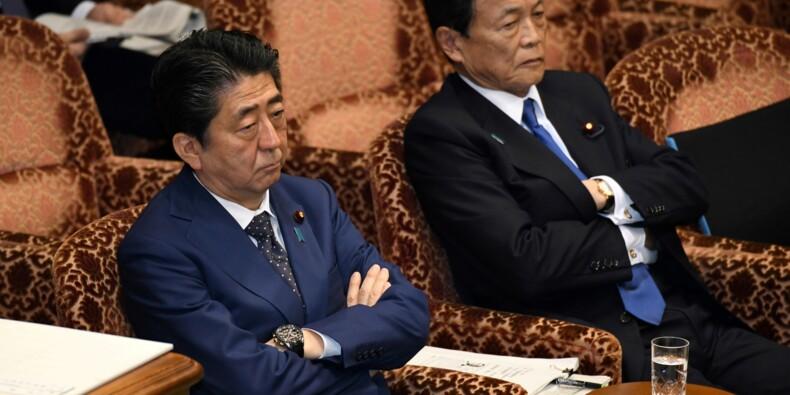 G20: absence du ministre japonais des Finances mis en cause dans un scandale