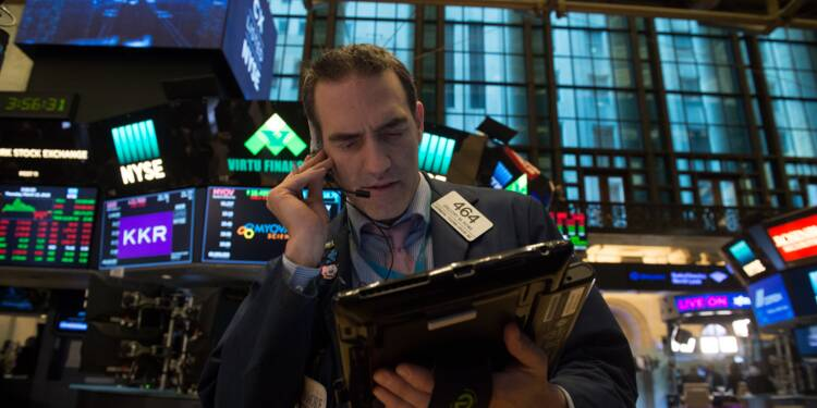 Wall Street termine en petite hausse, tournée vers la Fed