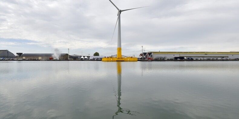 Hydrolien: incertitude sur le projet d'EDF en Normandie après le retrait de Naval Energies