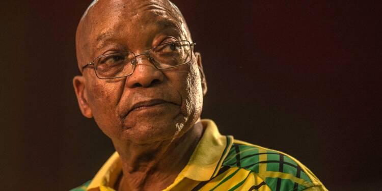 Afrique du Sud: l'ex-président Zuma au tribunal pour corruption le 6 avril