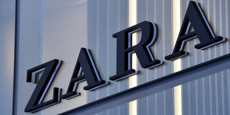 Mode: concurrencés par internet, Zara et H&M organisent leur défense