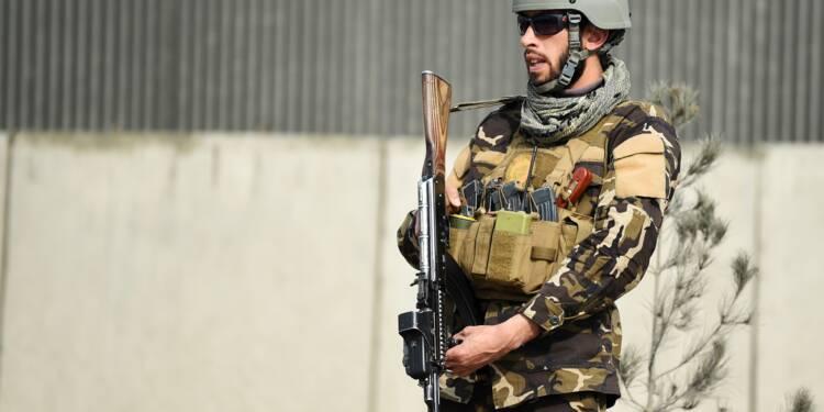 Attentat suicide à Kaboul: au moins deux morts