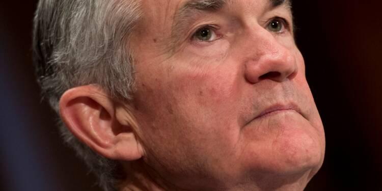 Vers une hausse des taux pour les débuts de Jerome Powell à la Fed