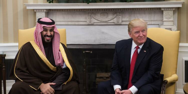 Trump reçoit le prince héritier saoudien qui secoue le royaume