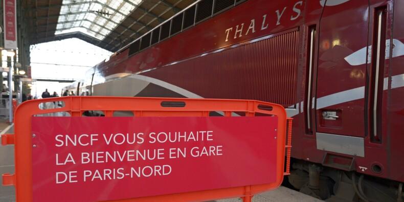 Thalys: plus de 7 millions de passagers en 2017, chiffre d'affaires record