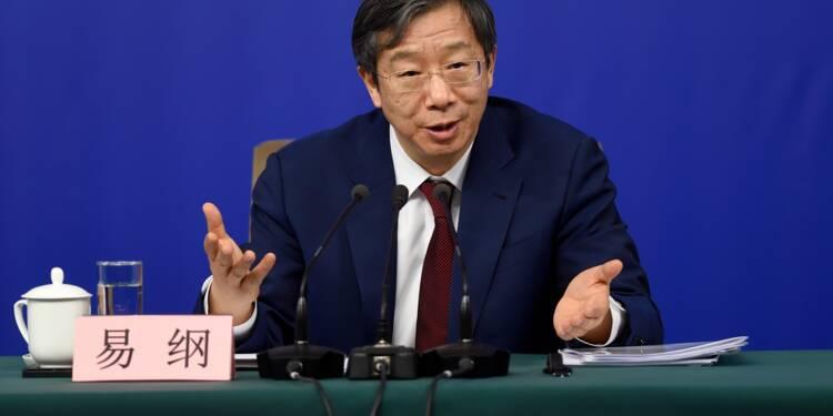 Chine: Yi Gang, un réformiste nommé à la tête de la banque centrale