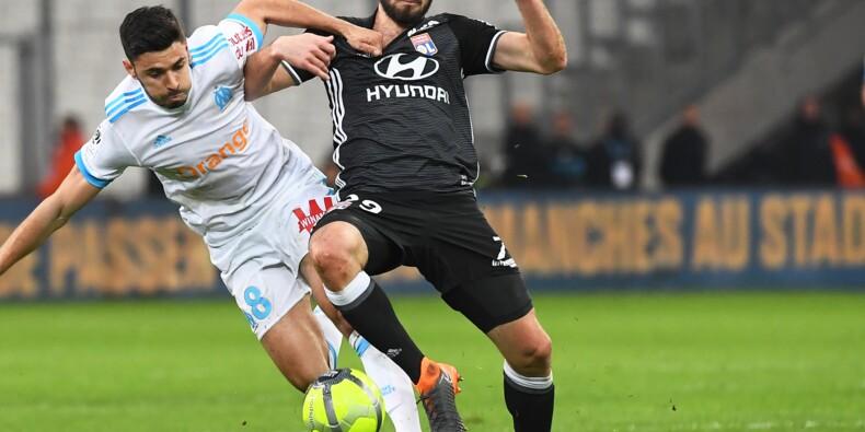 Ligue 1: accrochages entre joueurs de Marseille et de Lyon après le match