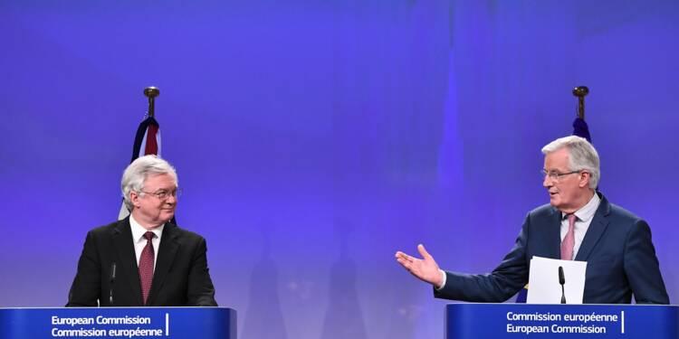 L'UE et Londres bouclent un accord sur une transition post-Brexit