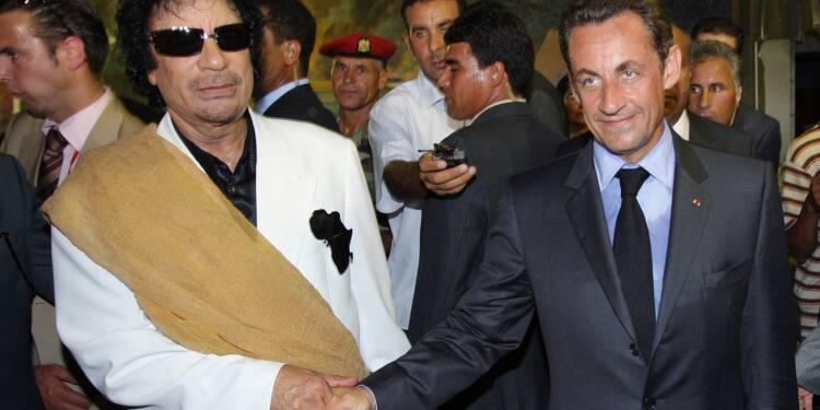 Nicolas Sarkozy placé en garde à vue pour des soupçons de financement libyen de sa campagne de 2007