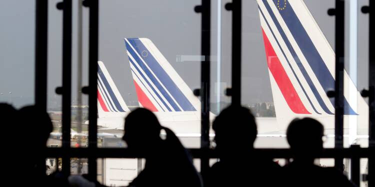 "Air France: les syndicats maintiennent ""le rapport de force"", le trafic perturbé"