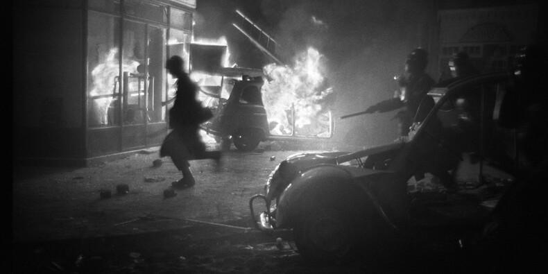 Mai 1968 : quand la France s'embrase