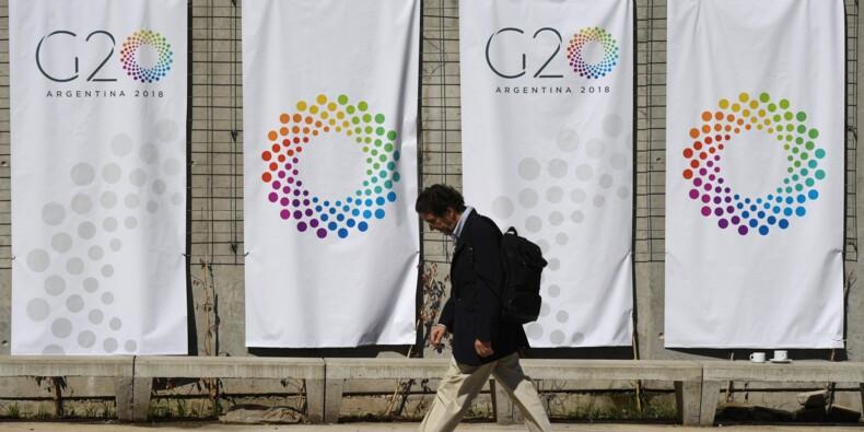 Commerce: le G20 Finances craint que les tensions plombent la croissance