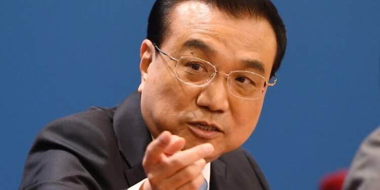 """Commerce: Pékin appelle les USA """"à la raison"""", se défend sur la propriété intellectuelle"""