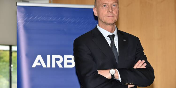 Airbus: le conseil d'administration désignera le successeur de Tom Enders fin 2018