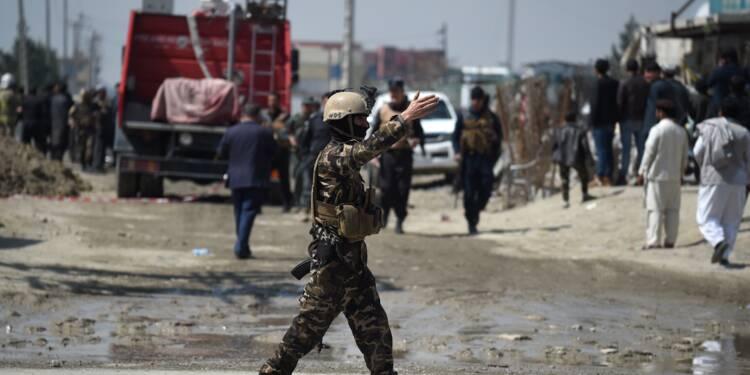 Afghanistan: plusieurs fortes explosions entendues dans Kaboul
